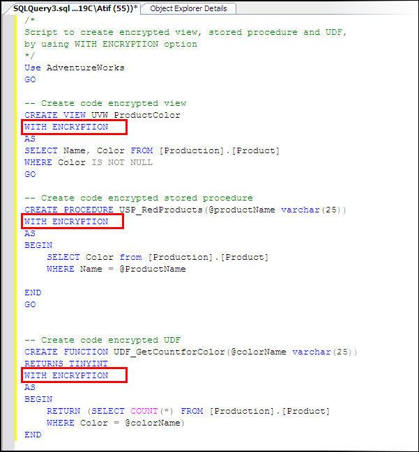 November | 2011 | SQL Server Consultation
