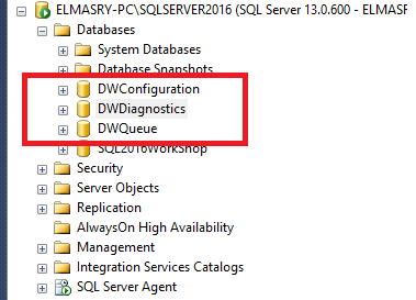 What is New in SQL Server 2016 Management Studio (3/6)